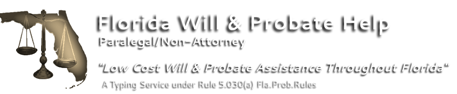 Florida Wills and Probate